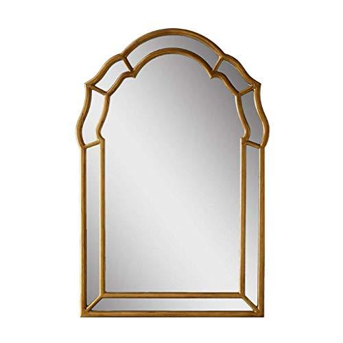 Household Noodzakelijke spiegel, voor het ophangen aan de muur, creatieve ingang, spiegel, antiek, badkamer, ingang, spiegel, wandspiegel, woonkamerdecoratie