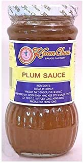 Koon Chun Plum sauce - 15 oz x 2 jars