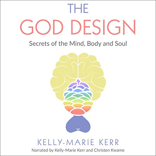The God Design audiobook cover art