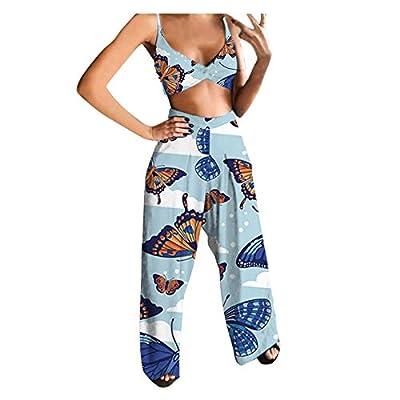 Amazon - Save 80%: Women Boho Outfits-Summer Lady Bohemian Butterfly Printed Pattern…