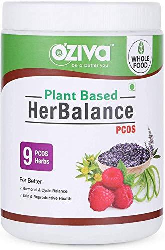 OZiva Plant Based HerBalance for PC…
