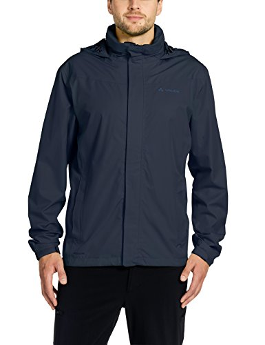 VAUDE Herren Jacke Escape Bike Light Jacket, eclipse, L, 050187505400