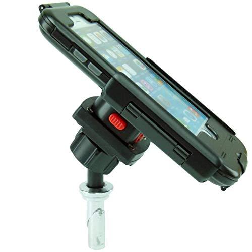 """13.3-14, 7mm Motorrad Lenkkopf Halterung mit Tigra Robuste Hülle für IPHONE 8 (4.7 \"""")"""