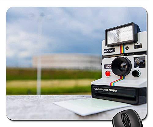 Mouse Pad - Polaroid Camera Photography Technology Photo Paper 4