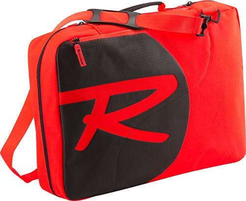 Rossignol Unisexe Hero Dual Boot Bag, Rouge/Noir, Taille Unique