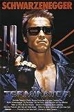 Laur UK Filmposter Arnold Schwarzenegger is The Terminator