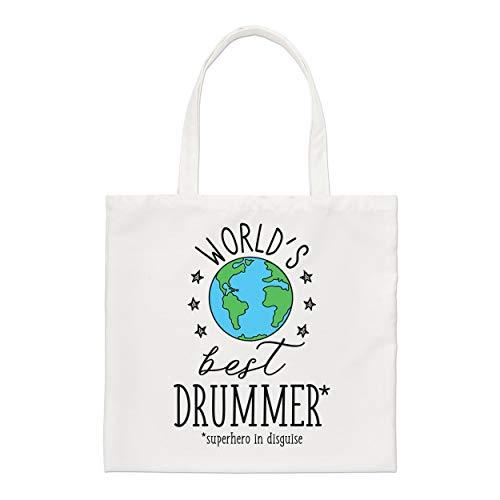 Gift Base Weltweit Beste Schlagzeuger Regular Tragetasche