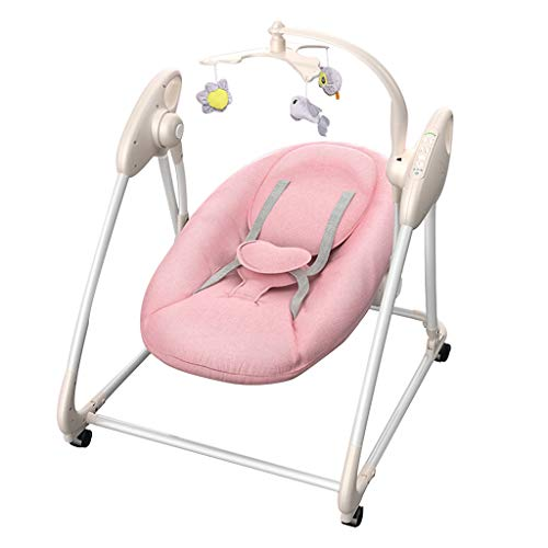 Learn More About Rocking Chair Electric Baby Rocker Portable Multifunction Al Infant Rocking Chair 1...