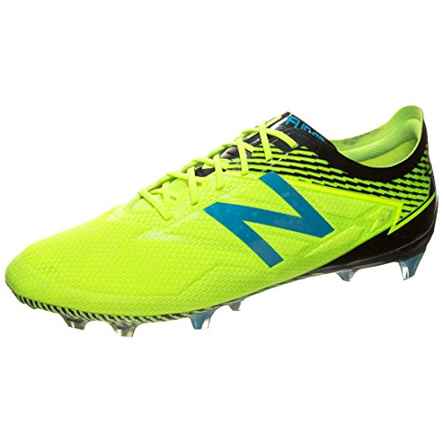 New Balance Men's Furon 3.0 Pro Firm Ground Soccer Shoe, hi lite/Maldives, 9 D US
