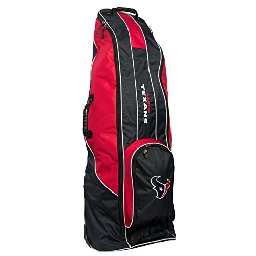Team Golf NFL Houston Texans Travel Golf Bag