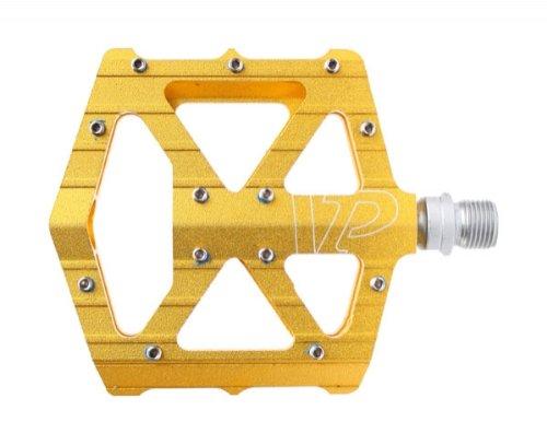 VP Components Bike Pedals, Gold