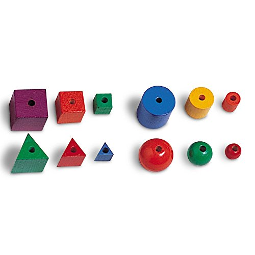 Learning Resources Attribute Beads Set