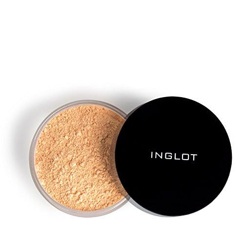Inglot Mattifying Loose Powder, Maquillaje en polvo (Tono 32) - 20 gr.