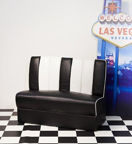 Bank-Sitzgruppe American Diner Vegas Bild 2*