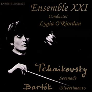Bartók: Divertimento - Tchaikovsky: Serenade