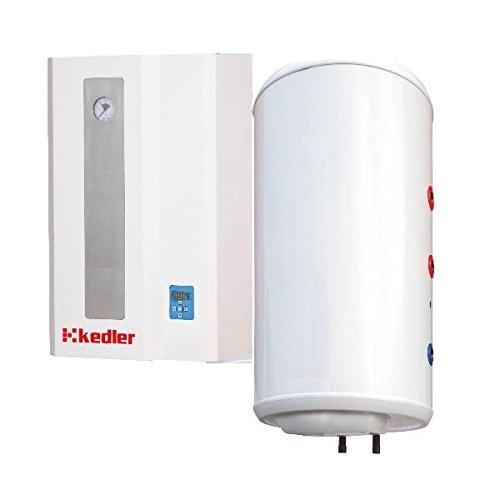 Caldera eléctrica de agua caliente NEPTUNE 24 kW 400 V, trifásico, calefacción central y almacenamiento