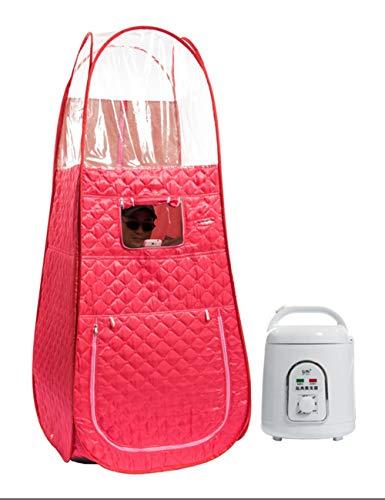 Stoom sauna, multifunctionele stomen/douche/kinderen 'isolatie kamer afstandsbediening draagbare persoonlijke SPA thuis zweet steamer