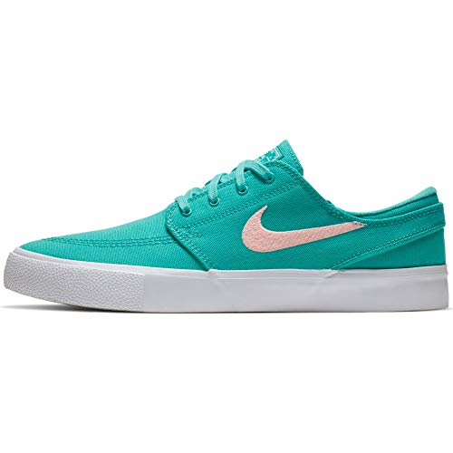 Nike SB Zoom Janoski Cnvs RM, Zapatillas de Deporte Unisex Adulto, Multicolor (Cabana/Pink Tint/White/Gum Light Brown 000), 43 EU