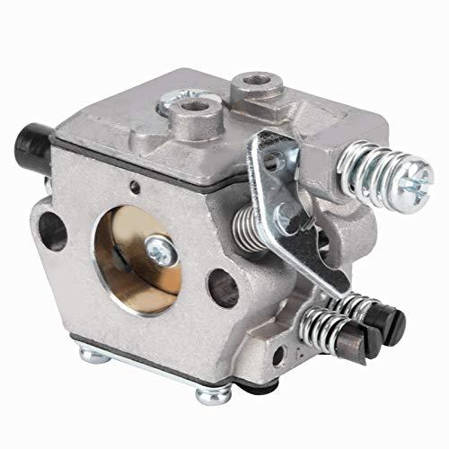 Cosiki 【April Geschenk】 Vergaserersatz, weit verbreitete, langlebige, stabile Vergaserbaugruppe, Aluminium-Hochleistungs-Bürstenschneidergenerator-Wasserpumpe für den allgemeinen Motor