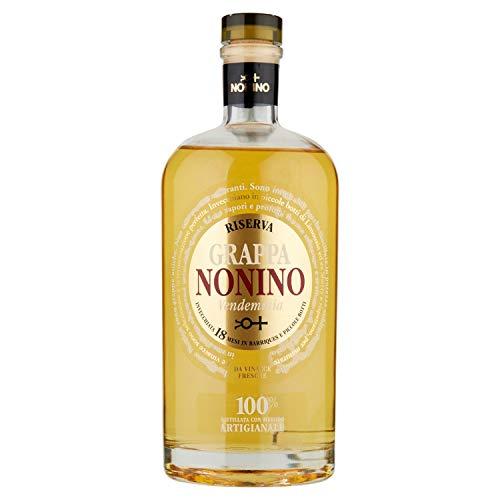 Nonino Grappa Vendemmia Riserva 18 Monate 41% volume (1 x 0.7 l)