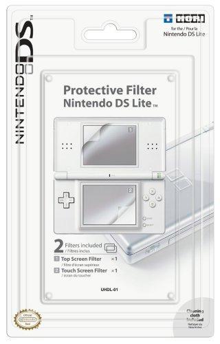Nintendo DS Lite - Bildschirm-Schutzfolie
