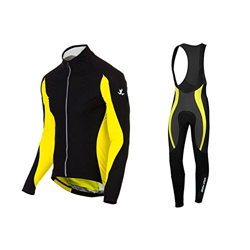 Uglyfrog 2020 Hombres Invierno Maillot Ciclismo Ropa Bici Mangas...