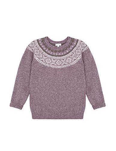 Gocco Jersey Berenjena con GRECA Sweater, 43926 para Niños