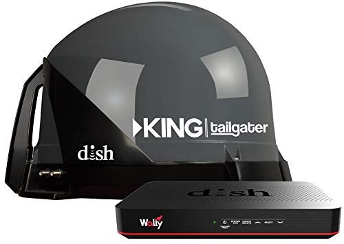 KING VQ4550 Tailgater Bundle - Portable Satellite TV ...