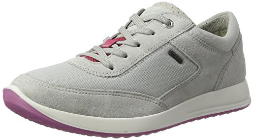 Legero Amato Damen Sneaker,  Grau (Cristal 14),  37 EU (4 UK)