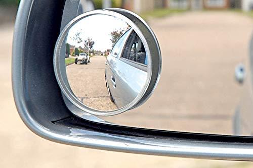 Preisvergleich Produktbild Guilty Gadgets Spiegel,  Konvexe Blindpunkte,  zum Abschleppen,  Rückfahren,  Auto / Van,  Fahrräder,  2 Stück