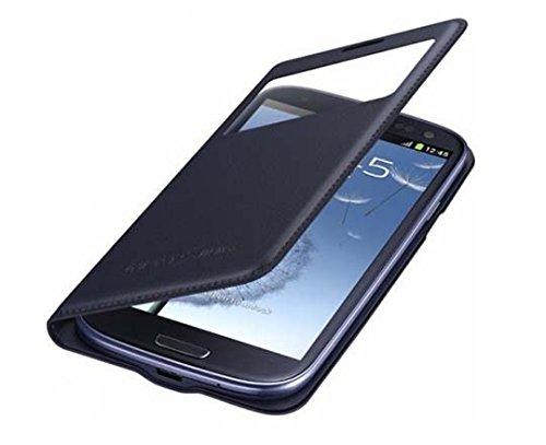 Samsung S View - Funda flip para Samsung Galaxy S3 Neo, indigo azul