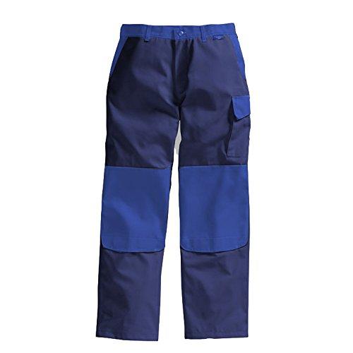 Pionier 3038-28 broek Color Wave maat 28 in marineblauw/korenblauw