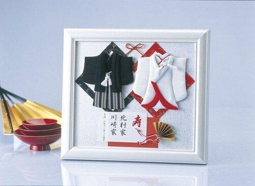 和風ウェルカムボード(額付き)手作りキット
