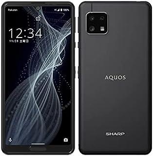 シャープ AQUOS sense4 lite 楽天版SIMフリー SH-RM15 ブラック