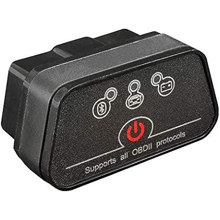 Zenec Obd Ii Dongle Für Geräte Mit Realdash App Elektronik