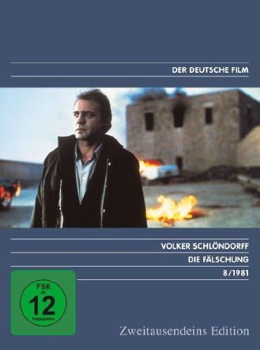 Die Fälschung - Zweitausendeins Edition Deutscher Film 8/1981.