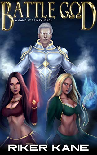 Battle God: GameLit RPG Fantasy (English Edition)