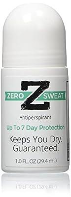 ZeroSweat Antiperspirant Deodorant |