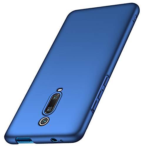 anccer Cover Xiaomi Redmi K20 / Redmi 9T, [High quality] [Ultra Slim] Anti-Scratch Hard PC Case Cover for Xiaomi Redmi K20 / Redmi 9T (Smooth Blue)