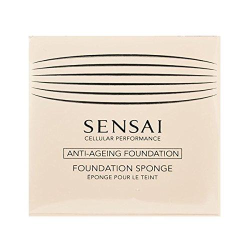 Sensai Cellular Performance femme/woman, Total Finish Foundation Sponge (1 Stck), 1er Pack (1 x 1...