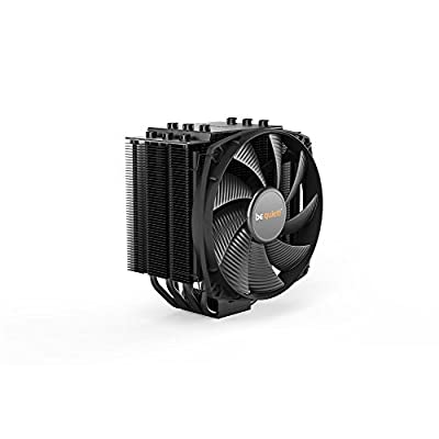 BE QUIET Dark Rock 4 135 mm Silent Wings Fan CPU Cooler - Black