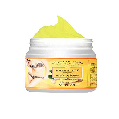 residentD Ginger Fat Burning Massage Cream,Extreme Cellulite Slimming & Firming Cream, Massage Gel Weight Losing, Body Fat Burning Best Weight Loss Cream