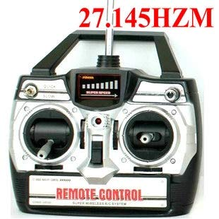 Accessories Shuang ma 9097 Spare Parts RC Helicopter Double Horse Spare Parts 9097 Transmitter Remote Control Controller - (Color: 27M)