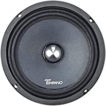 Timpano TPT-MR8-4 BULLET 8 Inches Pro Mid Range Bullet Loudspeaker - 200 Watts RMS - 4 Ohm Impedance Midrange Speaker for ... photo