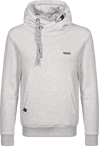 Ragwear Herren Sweater NATE 1912-30010 Grau Light Grey 3003, Größe:XL