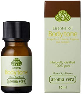 Aroma Vera Japan Professional Este Essential Oil Synergy Body Tone - 10ml (Green Tea Set)