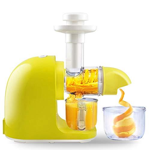El Exprimidor Eléctrico Es Conveniente para Una Limpieza Rápida Y Segura, Extracción De Jugo Multifuncional, Adecuado para El Hogar, Viajes Y Exteriores.