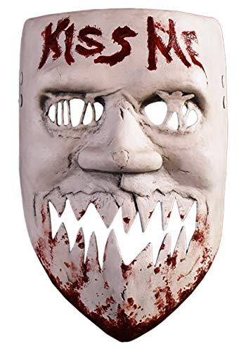Trick Or Treat Studios Adult The Purge: Kiss Me Mask