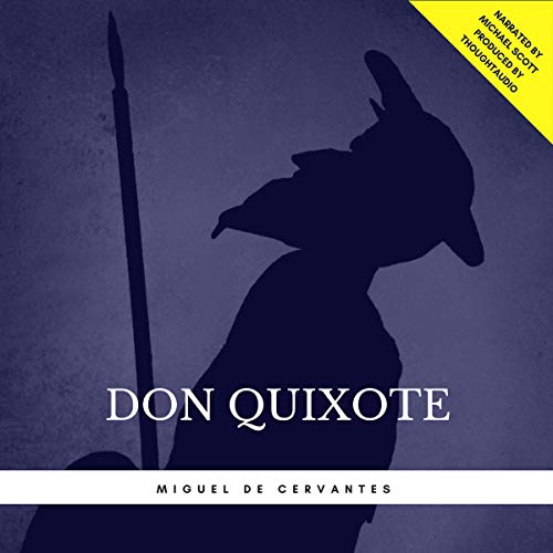 Don Quixote cover art