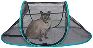 Nala and Company - The Cat House Outdoor Pet Enclosure for Indoor Cats - 43